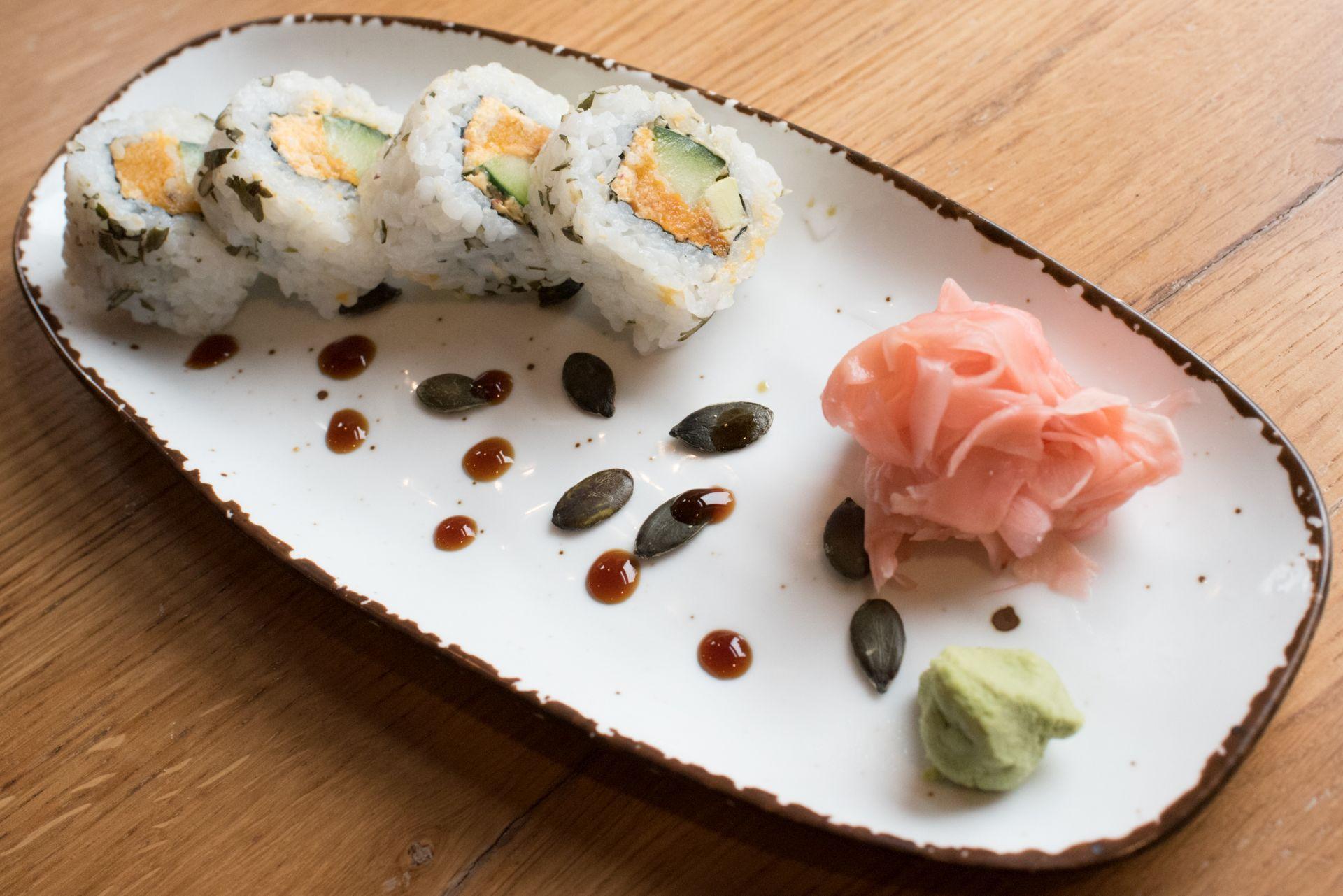 Sushi od buče