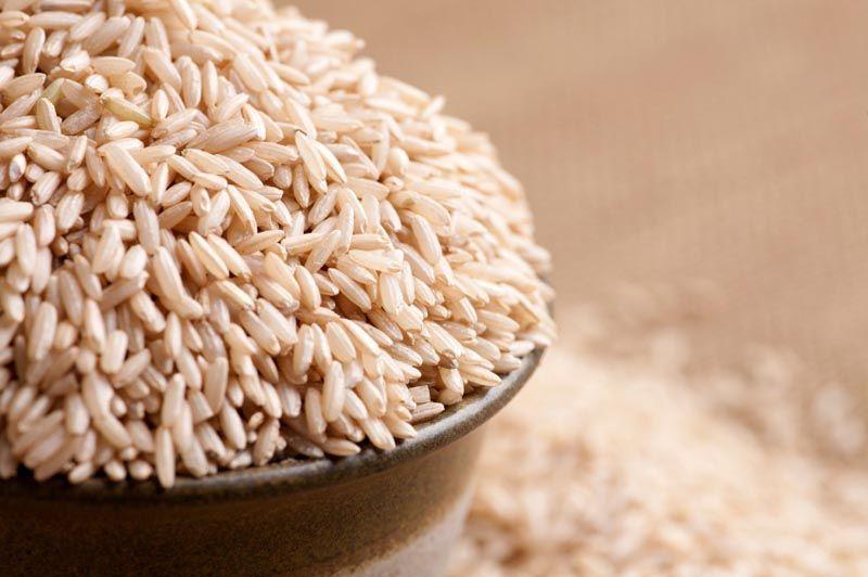 riža u dijeti