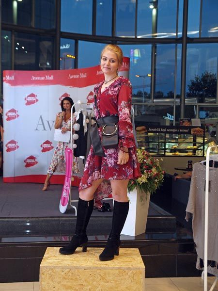 Velikim fashion i beauty kornerom avenue mall zagreb Beauty avenue fashion style fun