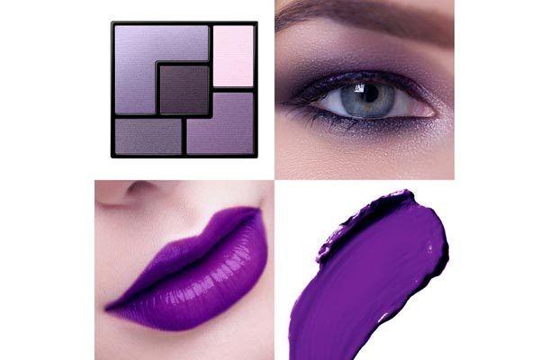 beauty-make-up-šminka-ljubičasto-modnialmanah