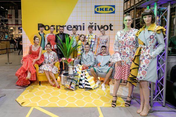 IKEA-fashion show-2019-zoran-aragović-modnialmanah