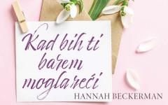 Hannah-Beckerman-Kad-bih-ti-barem-mogla-reći-lifestyle-mozaik-knjiga-modnialmanah