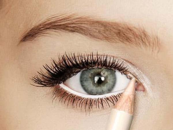 beauty-olovka-za-oči-bijela-modnialmanah