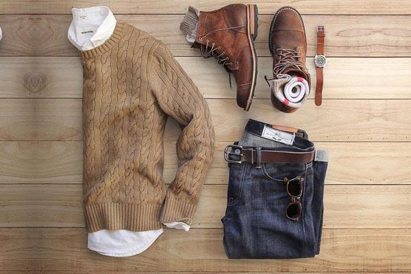 fashion-muška-moda-smeđa-boja-modnialmanah